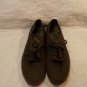 VANS Men's runner shoes, Size 7.5 , Green
